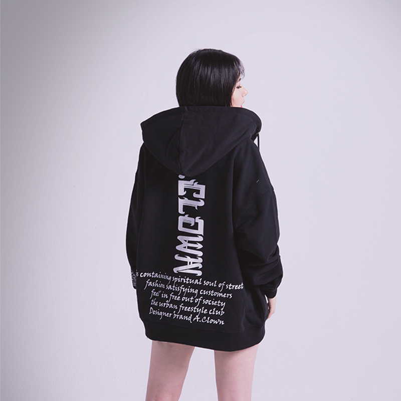 [A.Clown]Renewal Hoodie Zip-Up(후드집업)