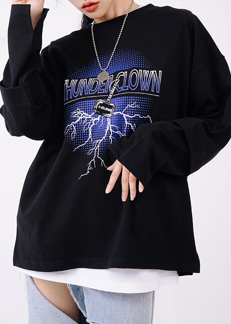 THUNDER CLOWN Long-Sleeve